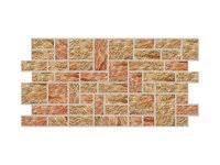 <b>панель декоративная пвх камень</b> кирпич состаренный 485х960 мм
