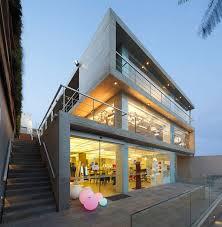 design of office building. gonzalez moix arquitectura zentro commercial and office building design of e