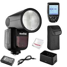 Godox V1-S Flash with Godox Xpro-S TTL Flash ... - Amazon.com