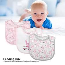 New <b>3Pcs</b>/<b>set</b> Knitted Cotton Baby <b>Bibs</b> Feeding <b>Bib</b> Soft Scarf for ...