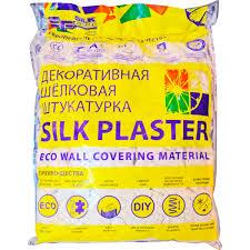 Жидкие <b>обои</b> Silk Plaster Оптима 059 1 кг цвет <b>бежевый</b>/<b>серый</b> в ...