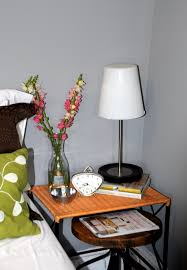 captivating bedside table ideas with captivating side table