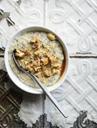 My Favorite Noatmeal (aka <b>Low</b>-<b>Carb Oat</b>-Free <b>Porridge</b>): The Basic ...