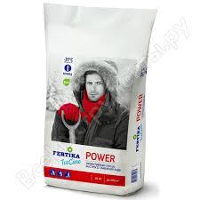 <b>Противогололедный реагент Fertika</b> ICECARE POWER, 10 кг ...