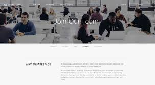 10 awesome career page examples recruiting greenhouse software squarespace career page