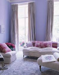 Purple Living Room Design Light Airy Pink Purple Color Scheme Which Is Packed Full Of Chic