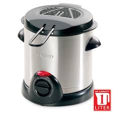 <b>Stainless</b> Steel <b>Electric Deep Fryer</b> - <b>Deep Fryers</b> - Presto®