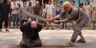 Resultado de imagen de decapitaciones de isis