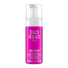 BED HEAD BIG HEAD <b>Легкая пена для придания</b> объема волосам ...