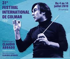 31st Colmar <b>Music Festival</b>: Tribute to Claudio Abbado ...