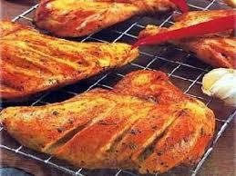 صدور دجاج تكا المشوية  بطعمها العالمى فى البيت  لأحلى افطار فى رمضان