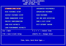 Resultado de imagen de BIOS