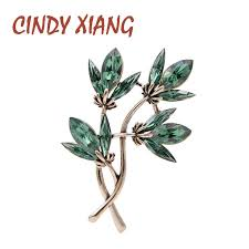 <b>CINDY XIANG</b> Colorful Enamel Carnation Brooches For Mom Large ...