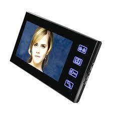 China Video Door Phone Kits with <b>7</b>-<b>inch TFT</b> LCD Monitor,Night ...