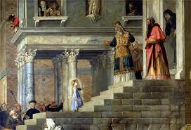 Картинки по запросу введение во храм пресвятой богородицы рублев