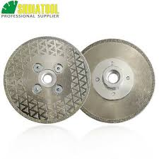 "<b>2pcs</b> 4""/<b>105mm</b> Electroplated Diamond Cutting Disc Grinding blade ..."