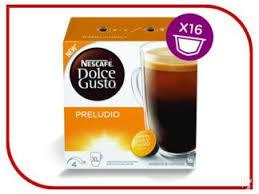 Купить <b>Капсулы</b> Nescafe Dolce Gusto Preludio 16шт 12314472 в ...
