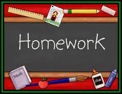 Image result for todays homework images