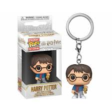 <b>Брелок Гарри Поттер</b> || Funko POP! Keychain Holiday Harry Potter ...