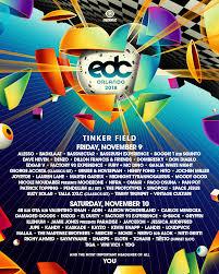 <b>2018</b> Lineup – <b>EDC</b> Orlando 2019