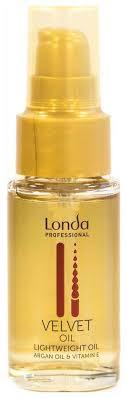 Купить <b>масло для волос</b> Londa Professional <b>Velvet</b> Oil 30 мл, цены ...