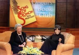 oprah winfrey academy of achievement nobel prize winning author toni morrison joins oprah winfrey on oprah s book club in 1996