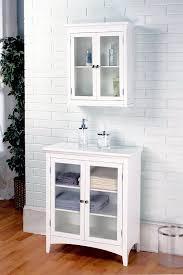 floor cabinet amazoncom elegant home fashions madison collection shelved double door