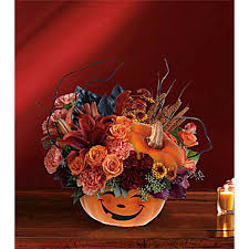 Teleflora's <b>Halloween Magic</b> Bouquet - Teleflora