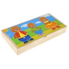 Развитие и обучение Мир деревянных игрушек — купить на ...
