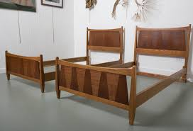beautiful pair of mid century danish modern teak twin beds at 1stdibs home design decoration ideas beautiful mid century modern danish style teak