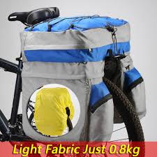 <b>ROSWHEEL</b> 60L Waterproof <b>Mountain</b> Road <b>Bicycle Bike Bag</b> ...