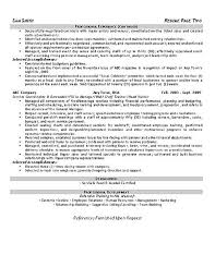 Hospitality Resume Example Resume Resource