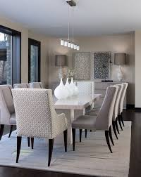 modern contemporary dining sets top interior  ideas about contemporary dining table on pinterest dining room mirror