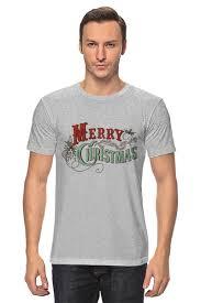 <b>Футболка классическая Merry</b> Christmas #1863704 от Alina Alina ...
