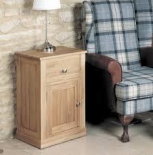 quick view mobel oak one door one drawer lamp table natural solid oak mobel solid oak dvd