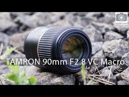 <b>Tamron SP 90mm</b> F/2.8 Di Macro VC USD - Обзор Макро-<b>Объектива</b>