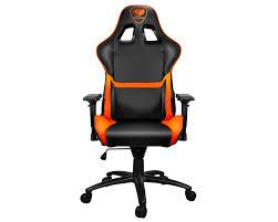 <b>COUGAR</b> ARMOR (Black Orange) — купить игровое ...