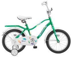 Детский <b>велосипед STELS Wind 16</b> Z010 (2018) — купить по ...