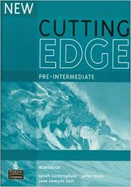 Buy <b>New Cutting Edge Pre-Intermediate</b> Workbook No Key Book ...