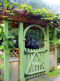 Small Picture Wood Garden Gate Plans Home design and Decorating