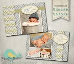 doc baby announcement template birth baby birth announcement photoshop template baby boy baby announcement template