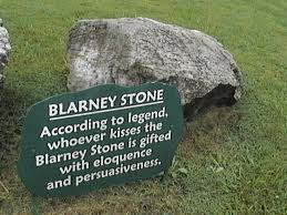 Image result for image of blarney stone