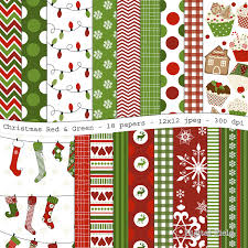 5 best images of christmas digital paper printable christmas digital scrapbook paper