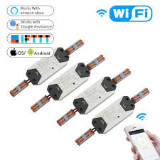 DIY <b>WiFi</b> Smart Light Switch Universal Breaker Timer <b>Wireless</b> ...