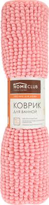 <b>Коврик для ванной</b> HOMECLUB шенил <b>50х80см</b>, в ассорт GM003 ...