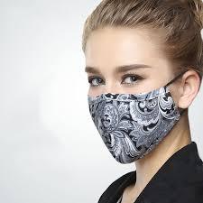 Fashion Washable PM2.5 <b>Mouth Mask Adjustable</b> anti <b>dust mask</b> ...