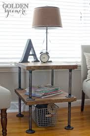 roundup 10 industrial chic diy furniture projects chic industrial furniture