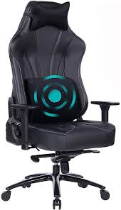 Blue Whale Super Big and Tall Gaming Chair with ... - Amazon.com