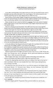 jackierobinson essay phpapp thumbnail jpg cb  jackie robinson biography essay