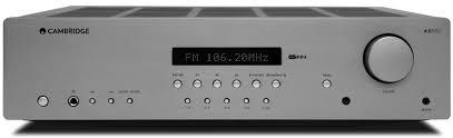 Ресивер <b>Cambridge Audio AXR85</b> серый — купить Cambridge ...